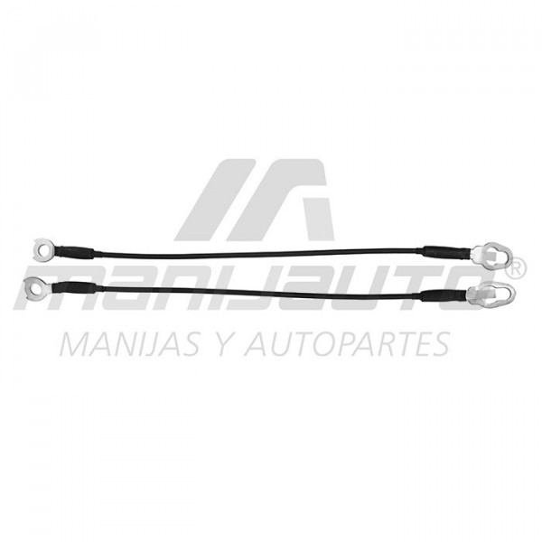Cables De Tapa RAM DODGE 104039