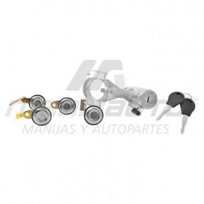 Cilindro para Puerta Cajuela Gasolina Encendido TSURU II NISSAN 71055