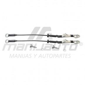 Cables De Tapa COLORADO CHEVROLET 104034