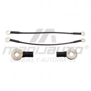 Cables De Tapa AZTEK PONTIAC 104045
