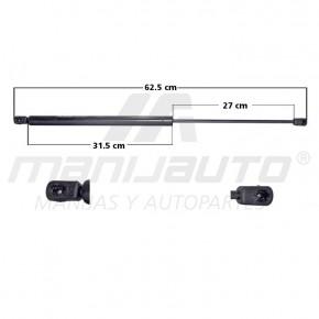 Amortiguador 5ta Puerta WINDSTAR FORD 22060