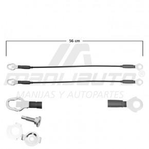 Cables De Tapa F-150 F-250 FORD 104224